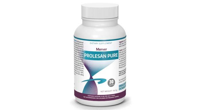 Prolesan Pure painon lasku: ravitsemusterapeuttien luona rasvan polttaja
