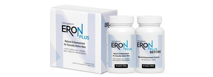 Eron Plus: tehokkain apuväline erektioon!
