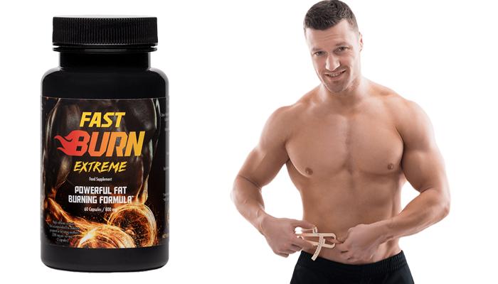 Fast Burn Extreme painon lasku: tehokas rasvanpolttaja!