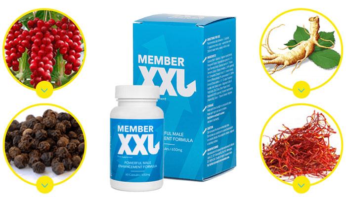 Member XXL peniksen laajentamiseen: miehisen elimesi luonnollinen suurentaminen