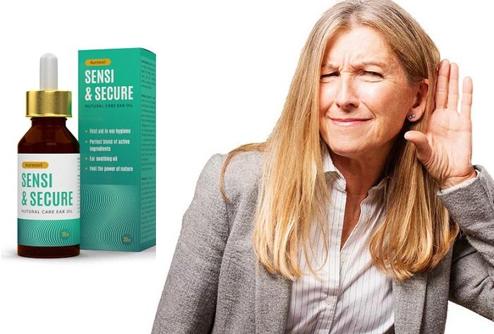 Auresoil Sensi & Secure kuulon parantaminen: 28 päivän päästä kuulet kuiskauksenkin käyttämättä kuulolaitetta!