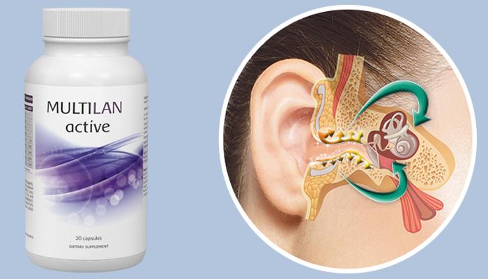 Multilan Active kuulemiseen: 28 päivän päästä kuulet kuiskauksenkin käyttämättä kuulolaitetta