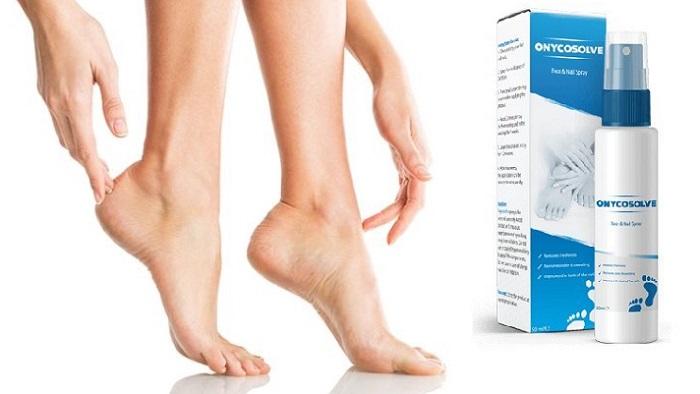 Onycosolve jalkasuihke: vapauta jalkasi kutinasta ja jalkasienestä!