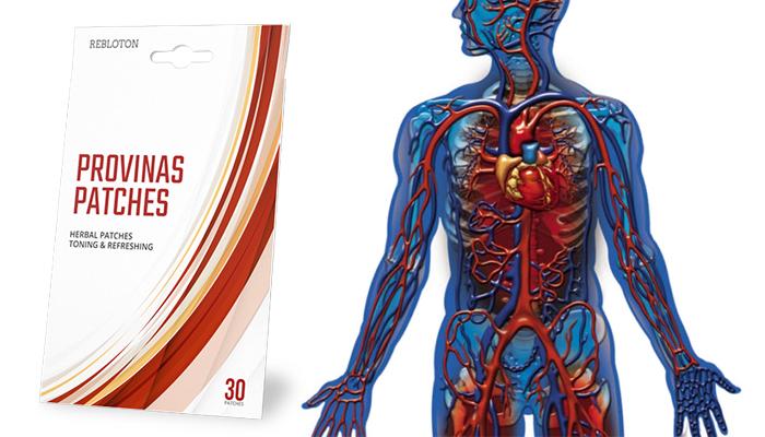 Provinas Patches: 28 vuorokaudessa puhdistat valtimosi ja palautat normaalin verenkierron