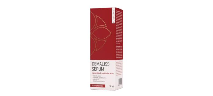 Demaliss Serum rypistymisen esto: iho silkinsileäksi 21 päivässä!