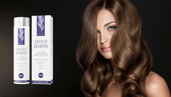 Chevelo Shampoo hiusten kasvua varten: tuuhennat tukkaasi 67% 28 päivässä ja unohdat lopullisesti kaljuuntumisen