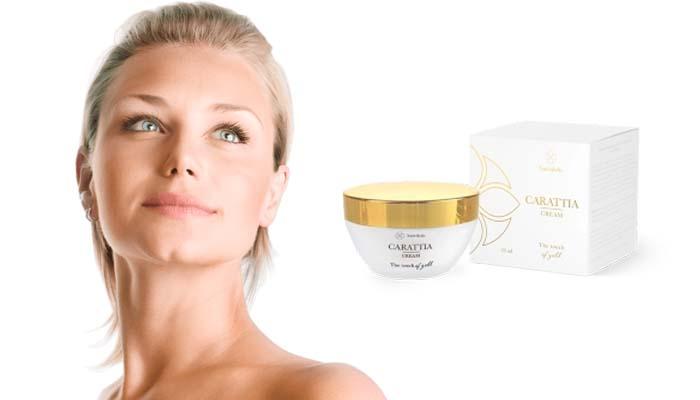 Carattia Cream rypistymisen esto: luonnollinen keino ihon epätäydellisyyksiin