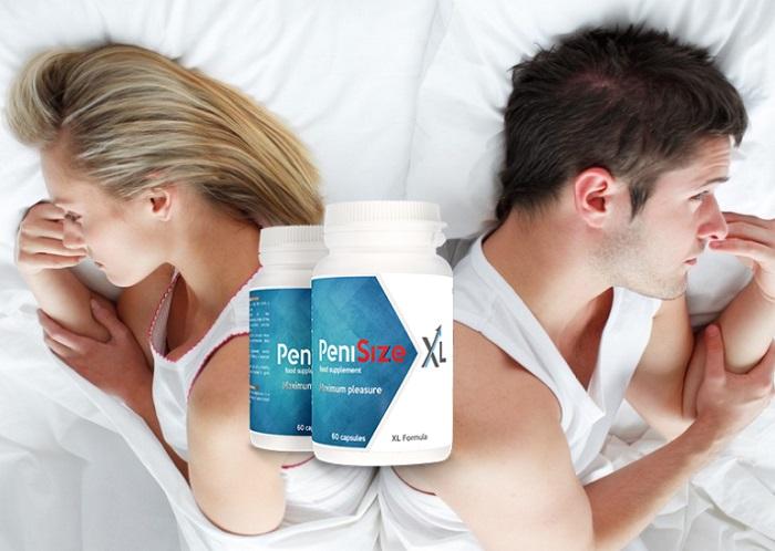 PeniSizeXL peniksen suurentamiseen: ilman leikkausta, pumppuja ja extereitä!