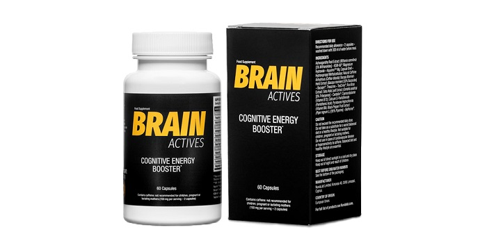 Brain Actives parantaa aivojen toimintaa: laita aivosi toimimaan paremmin kuin koskaan ennen!