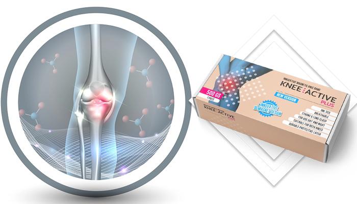 Knee Active Plus: polven vakauttaja magneettikentän teknologialla