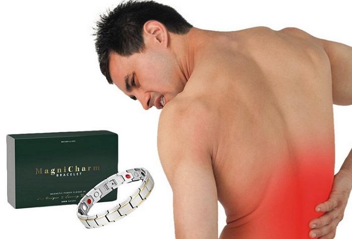 MagniCharm Bracelet alennat kipua 7 minuutissa ja 28 päivän kuluttua poistat sen pysyvästi!