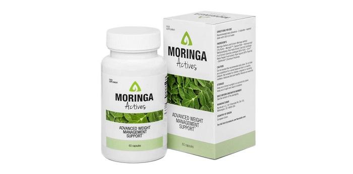 Moringa Actives painonpudotukseen: erinomainen ravintolisä* laihduttaville ihmisille!
