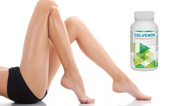 Solvenin suonikohjuista: eroon raskaus ja kipu jalat!